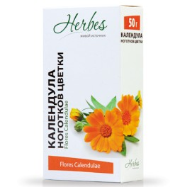 Ноготков цветки 50 грамм