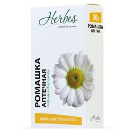 Ромашка (цветки) 30 грамм (20 ф/п по 1,5 г)