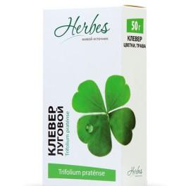 Клевер (цветы и трава) 30 грамм (20 ф/п по 1,5 г)