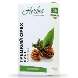 Грецкий орех (лист) 30 грамм (20 ф/п по 1,5 г)