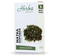 Боровая матка (трава) 30 грамм (20 ф/п по 1,5 г)